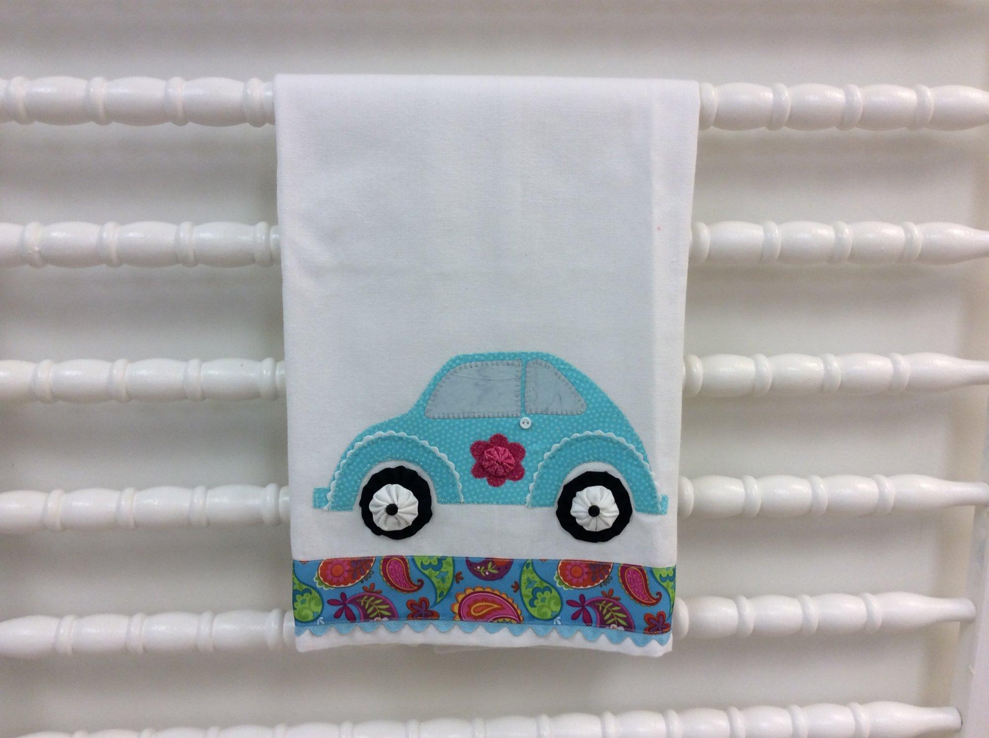 Car Tea Towel Kit