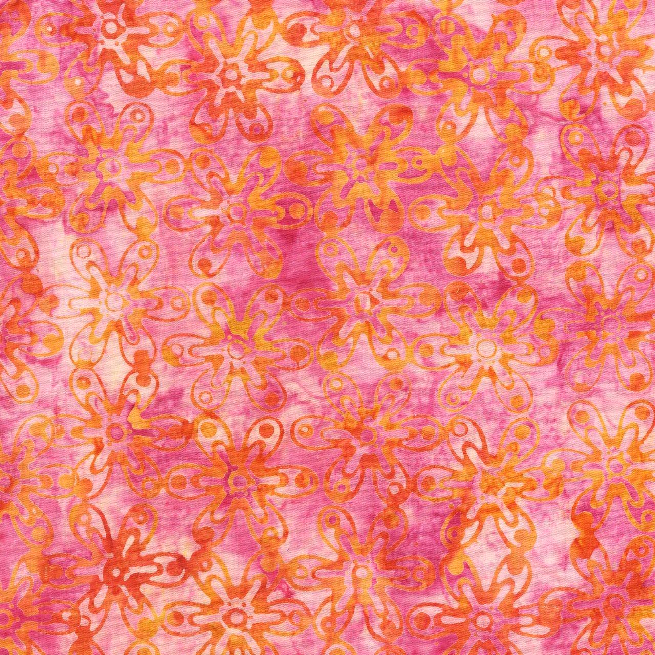 Jacqueline de Jonge Hot Pink Batik 342Q-7