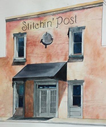Stitchin' Post shop