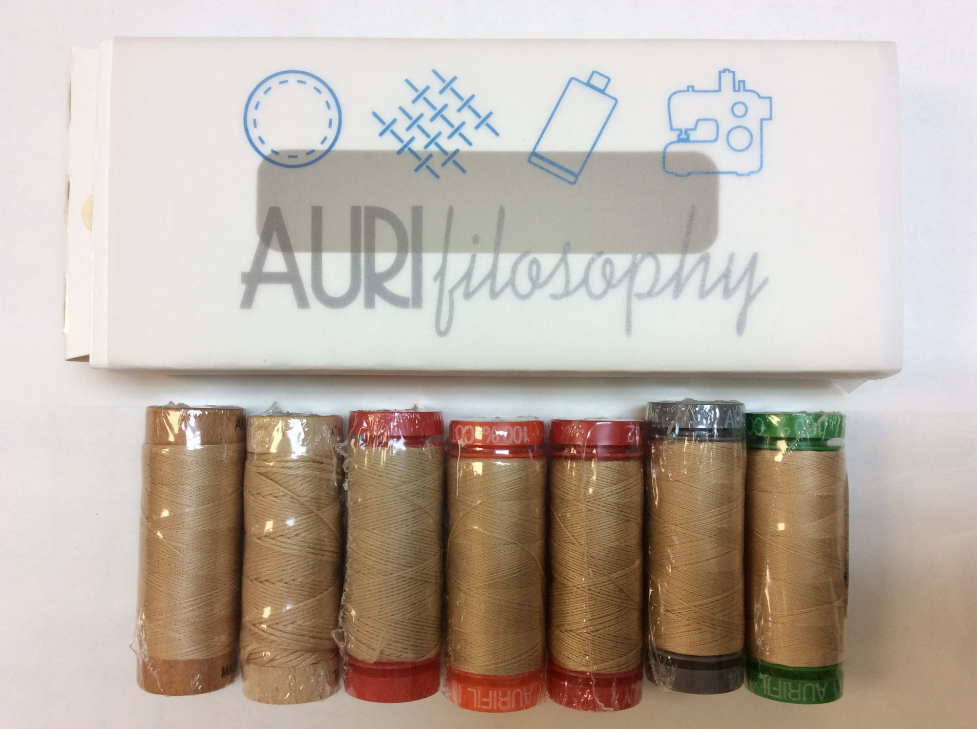 Aurifil Specialty Pack
