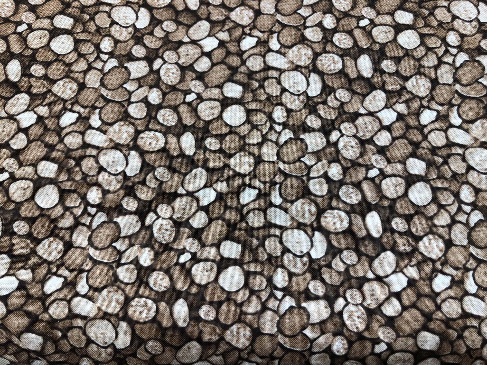 Natural Treasures Brown Stones A7369 030