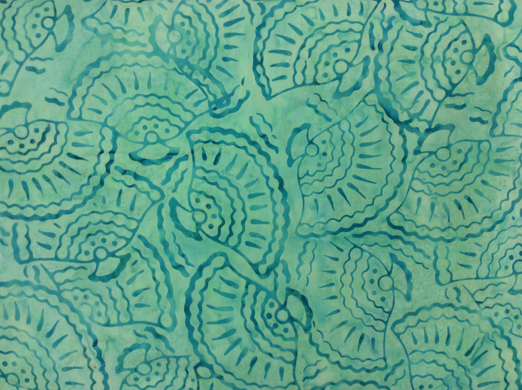 Batik Seashell in Scuba CB-2582