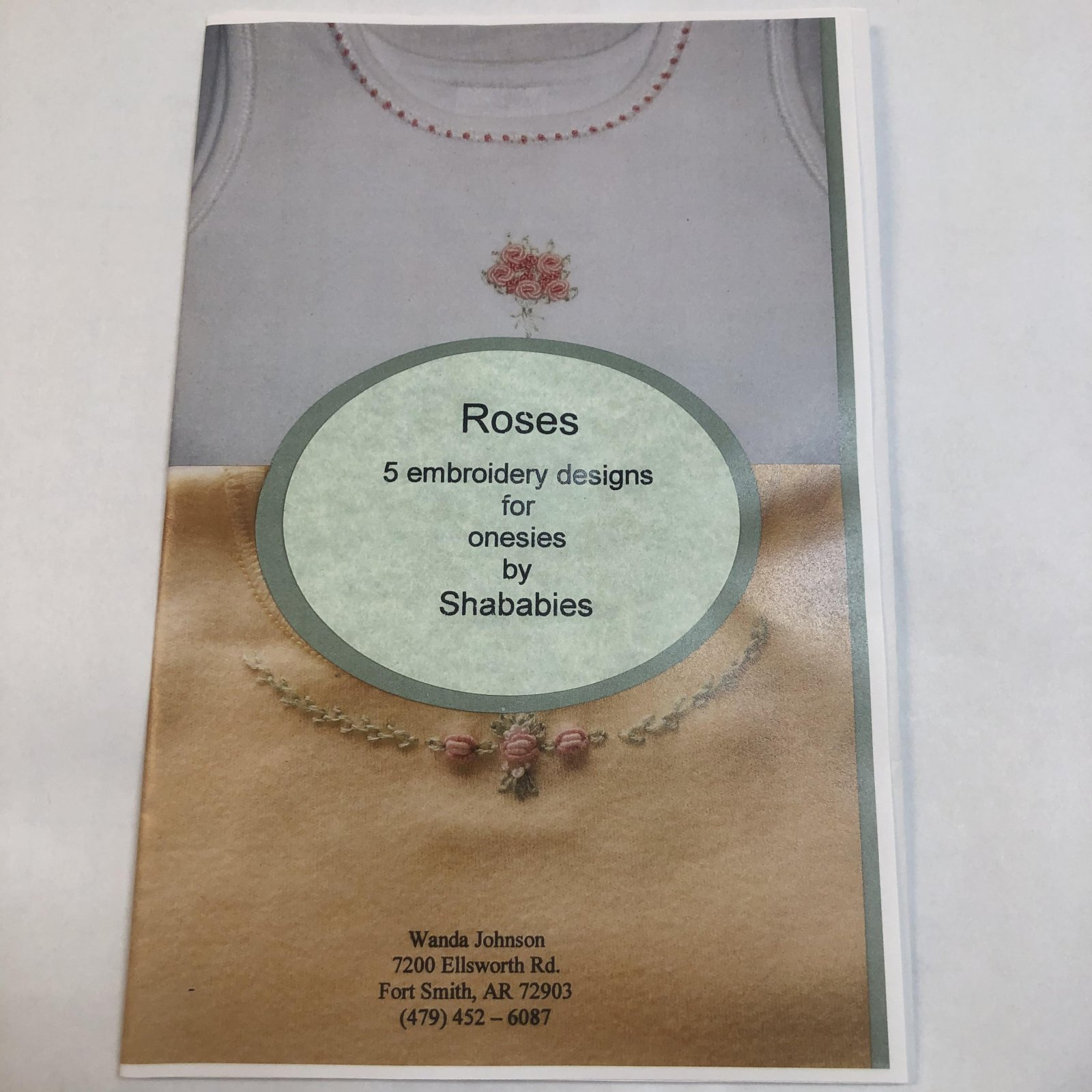 Roses Embroidery Designs