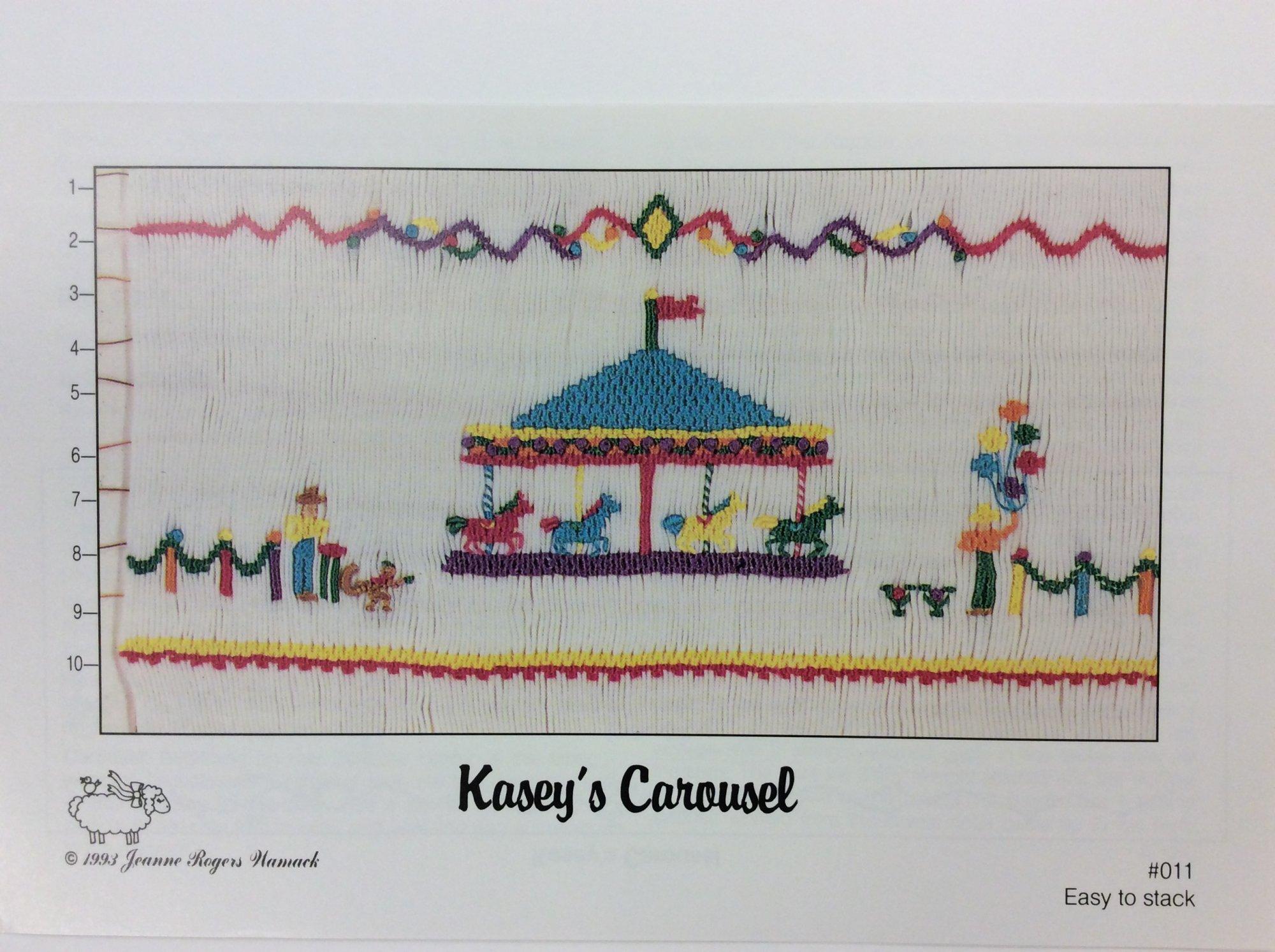 Kasey's Carousel JRW