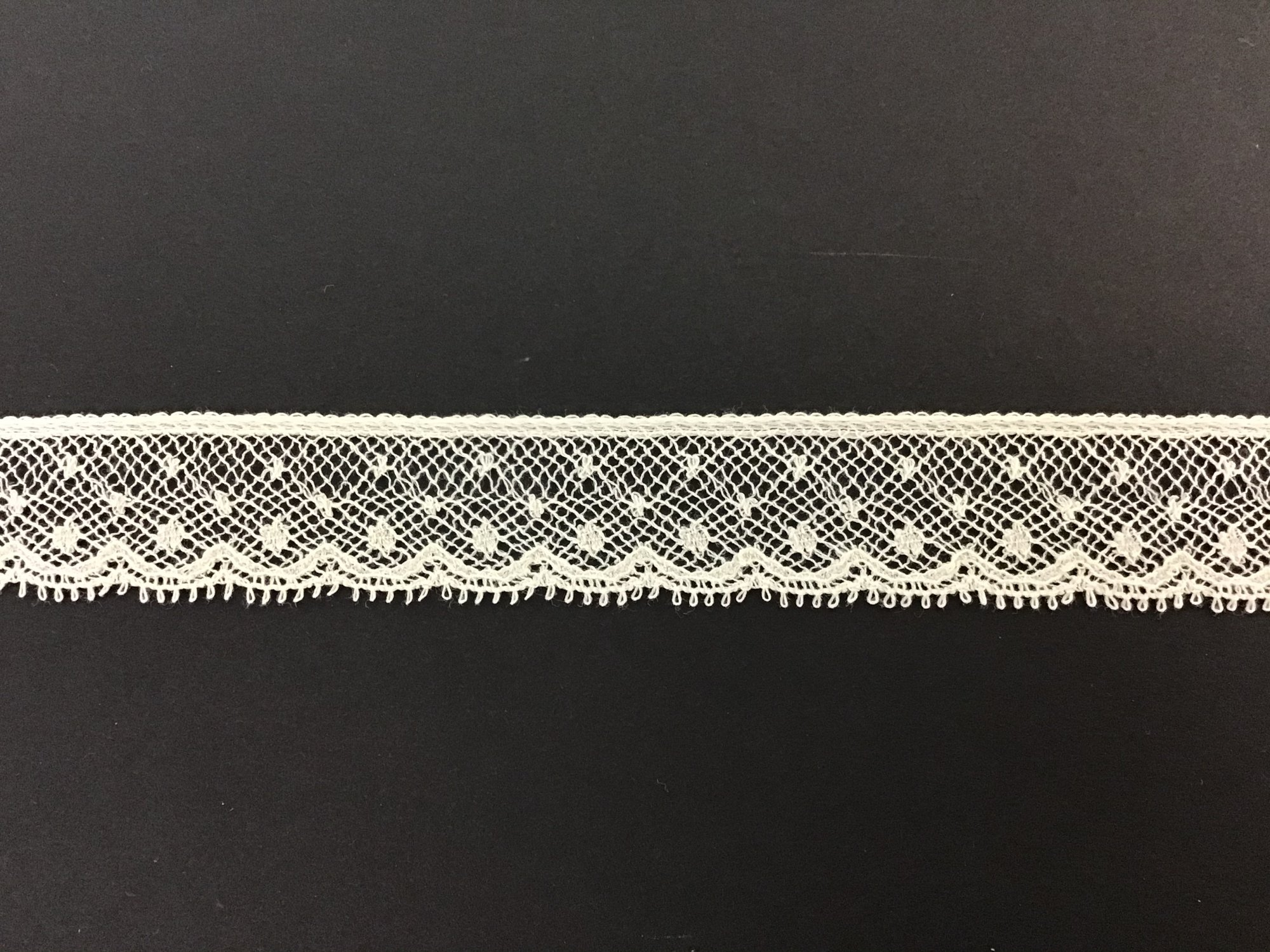 French Lace Edging .75 Inch Champagne 21179-11