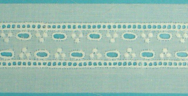 3/4 Beading - White 682476