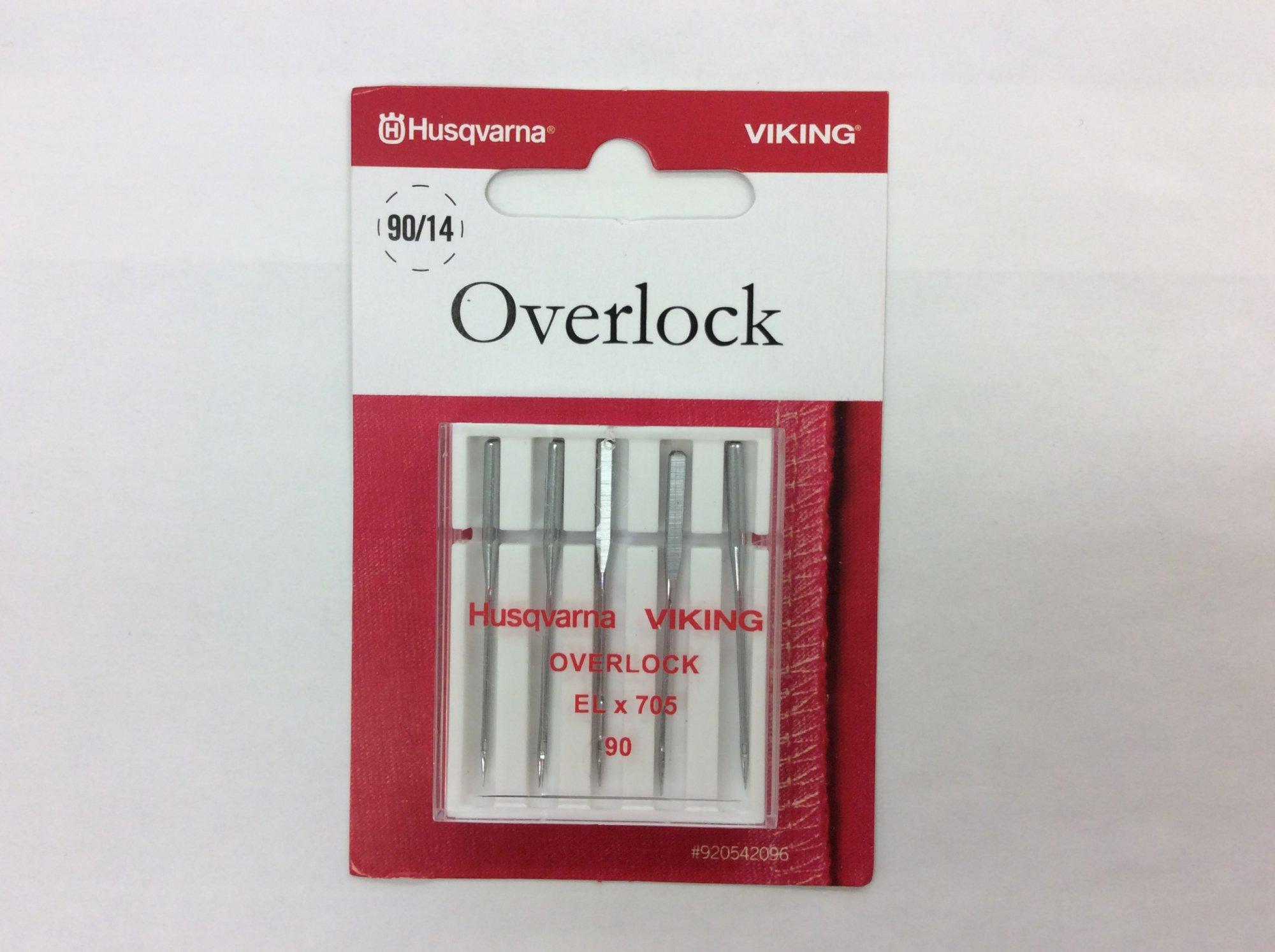 Husqvarna Viking Overlock Needles
