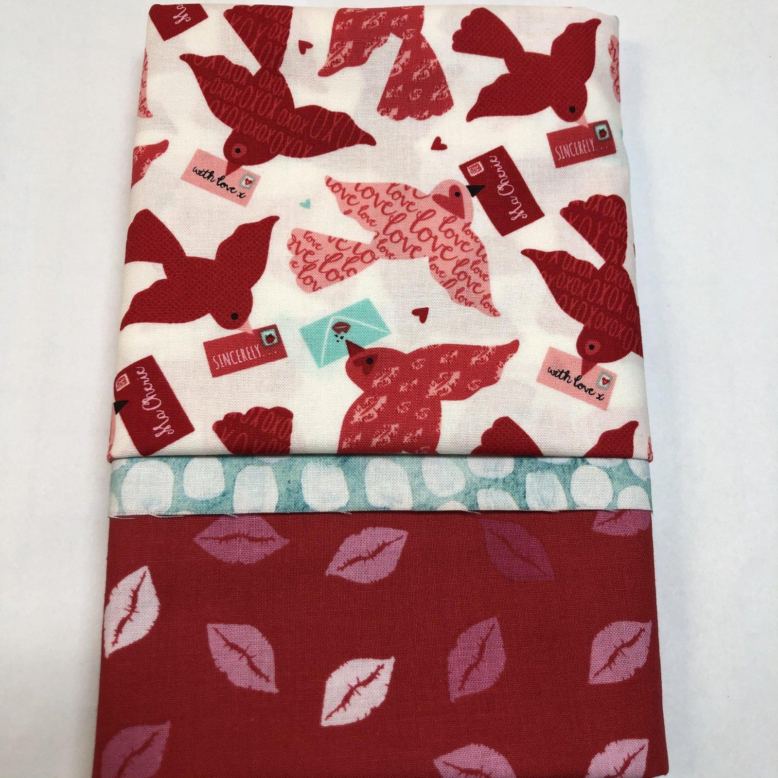 Sending Love Valentine Pillowcase Kit