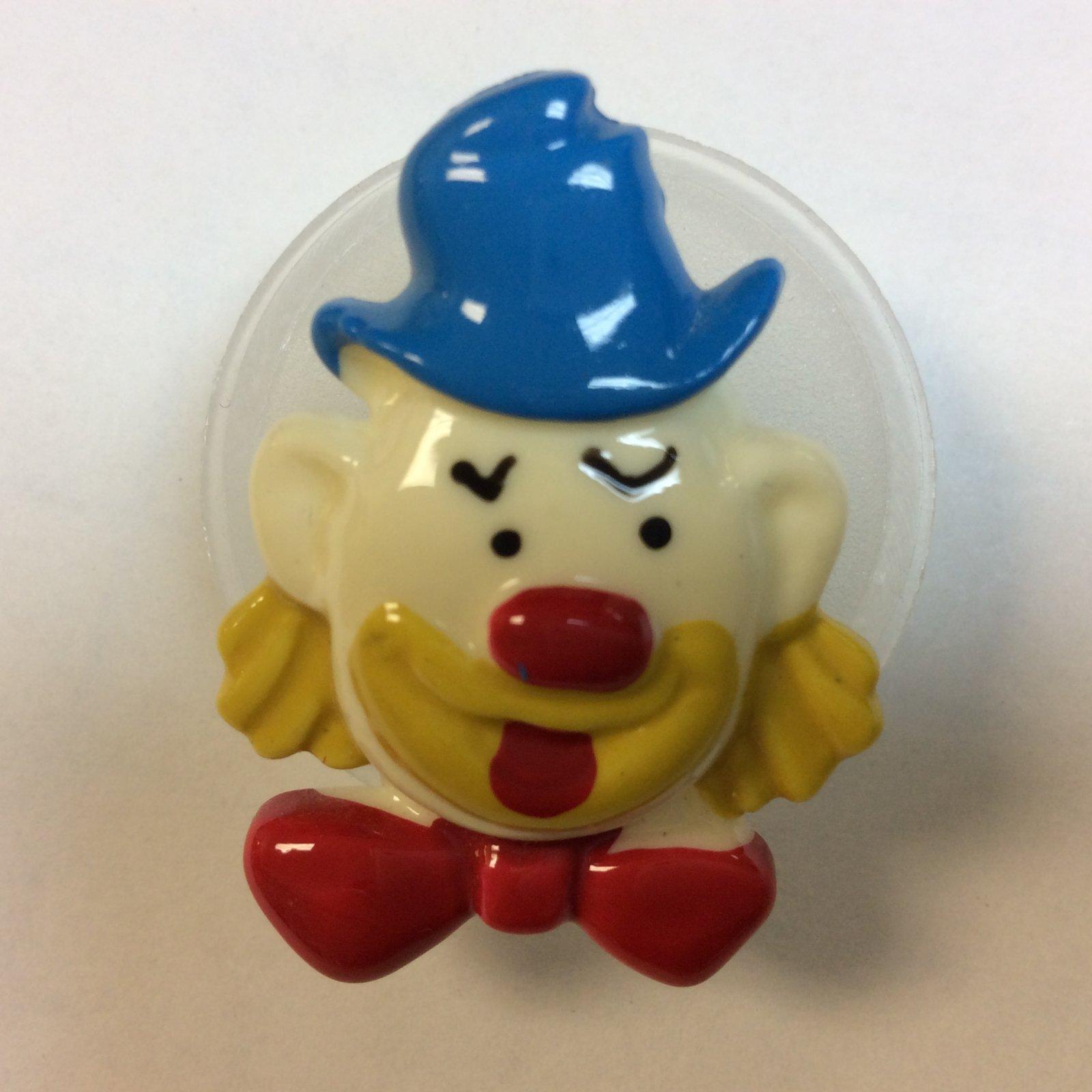 Clown 1 1/2 Inch