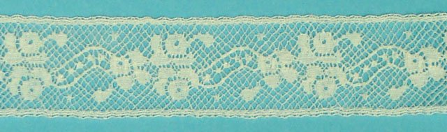 3/4 lace insertion - champagne 839