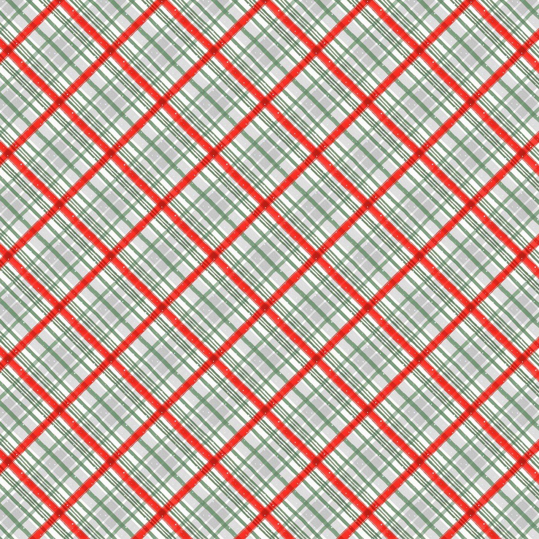 A Magical Christmas Red Diagonal Stripe 86467 139