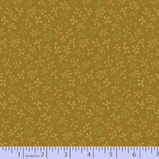 Getting to Know Hue  Dark Gold Sprigs Remnant 11 inches
