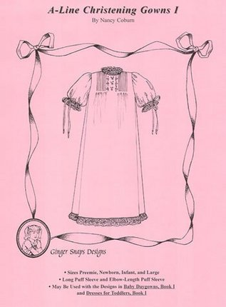 A-Line Christening Gowns I