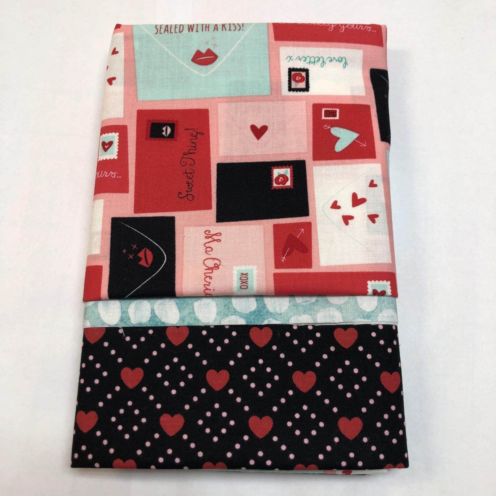 Love Letters Valentine Pillowcase Kit