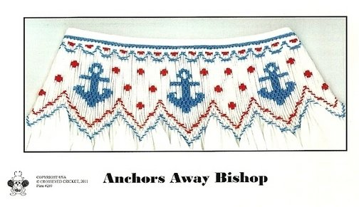 Anchors Away Bishop CC