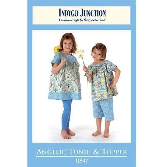 Angelic Tunic Topper