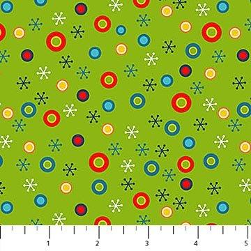 Big Bang- Atomic Circles Green