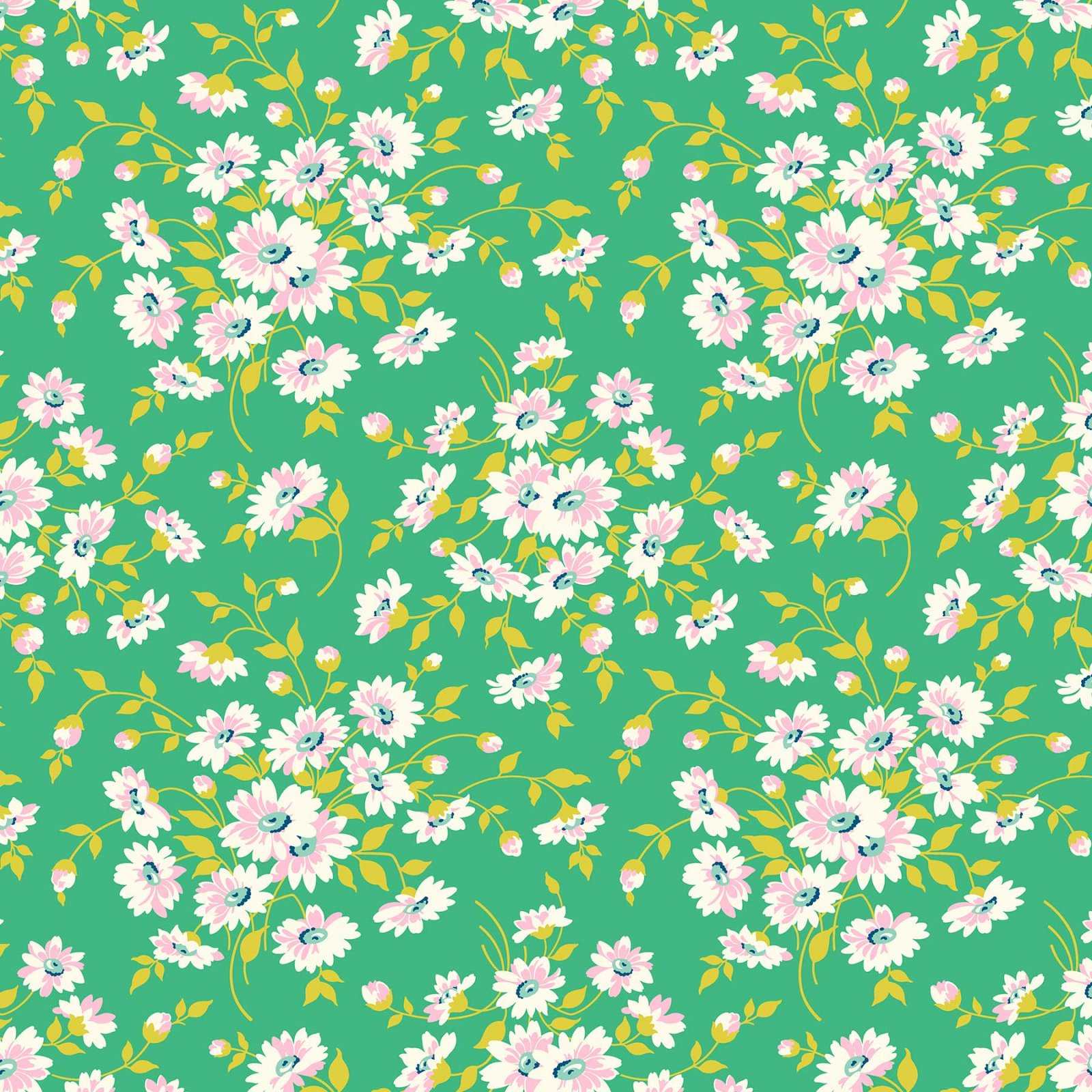 True Kisses Daydream Teal 108 Inch Wide Backing B90365 65