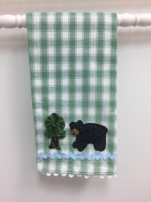 Bear Towel Kit