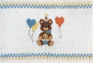Birthday Bear EMC