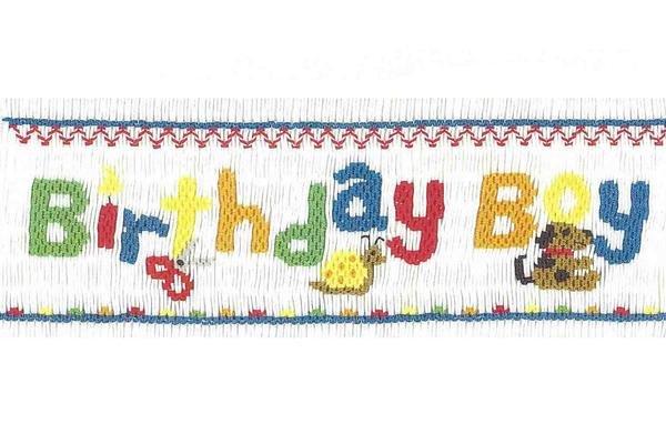 Birthday Boy CC