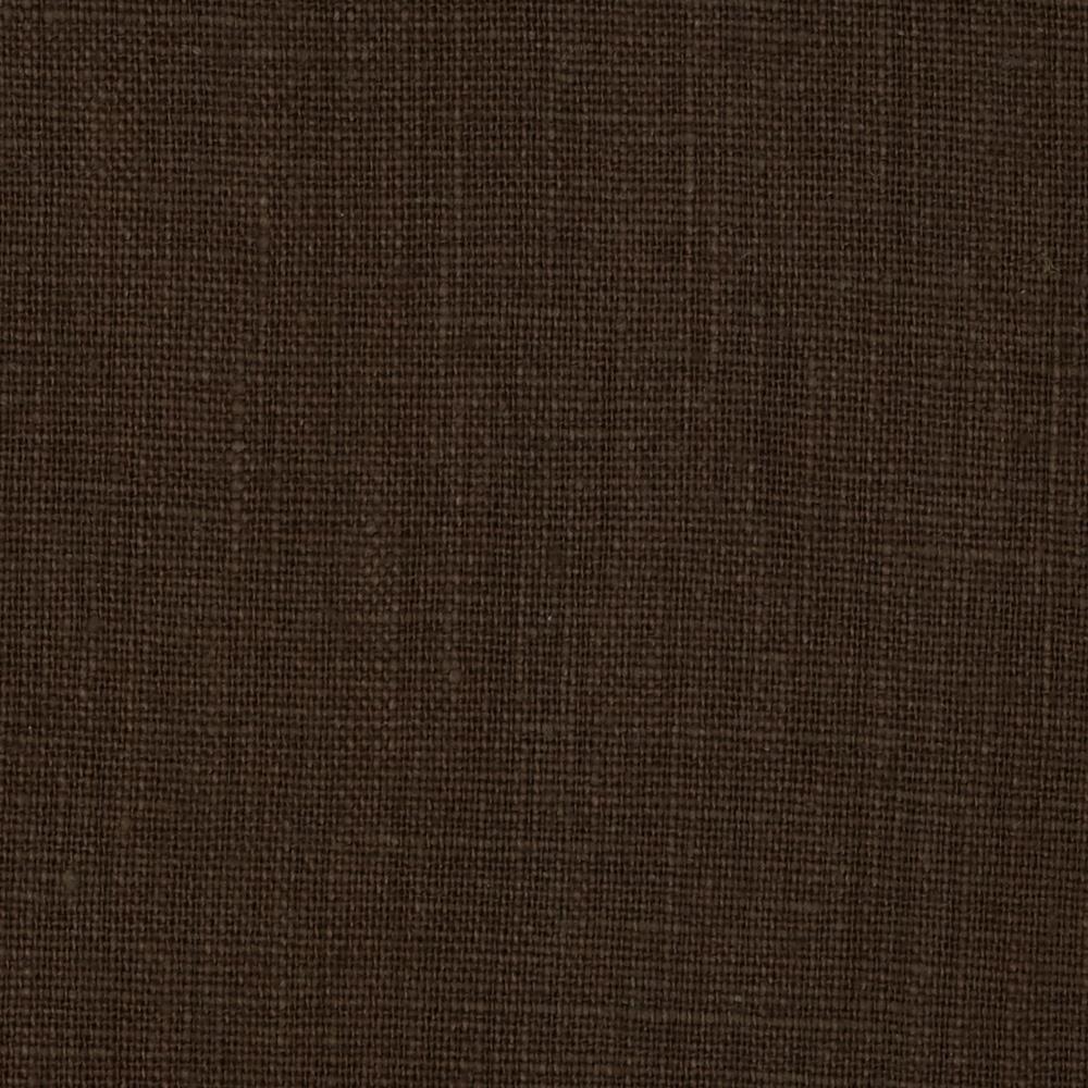 Medium Weight Brown Linen 9378