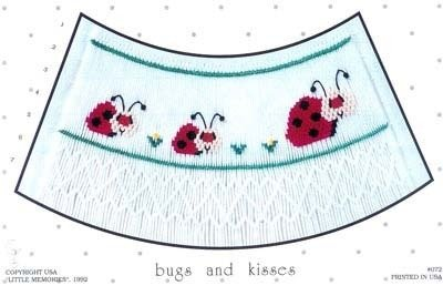 bugs and kisses LM