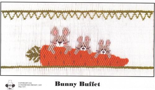 Bunny Buffet CC