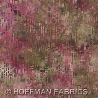 Carnation L 2569 Hoffman Batik