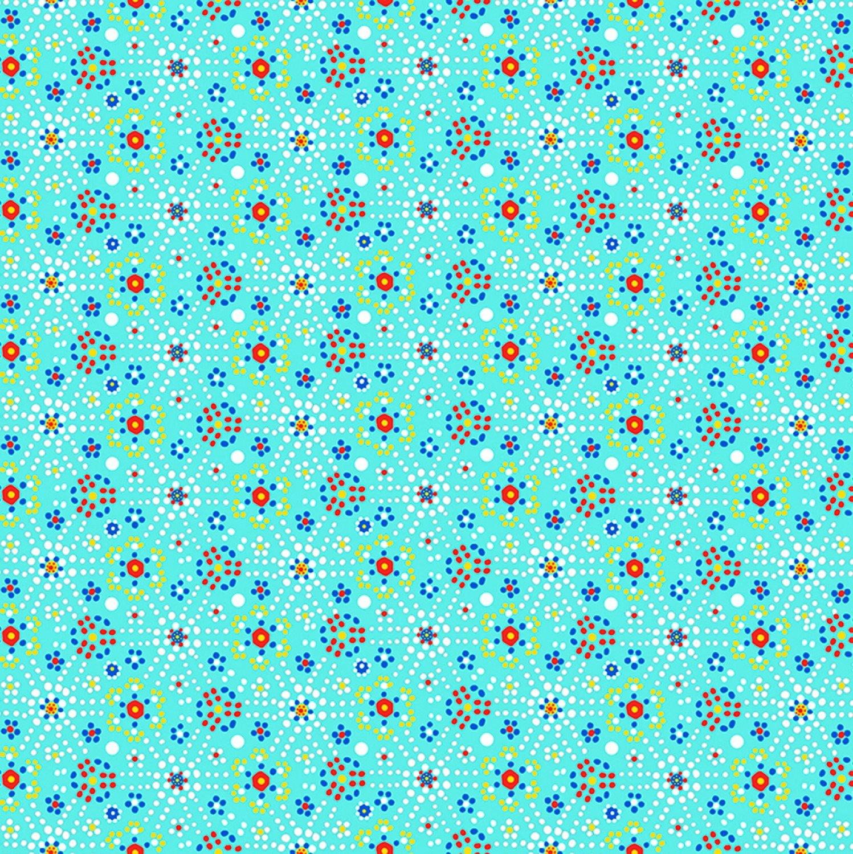 Confettis Crystals Bleux