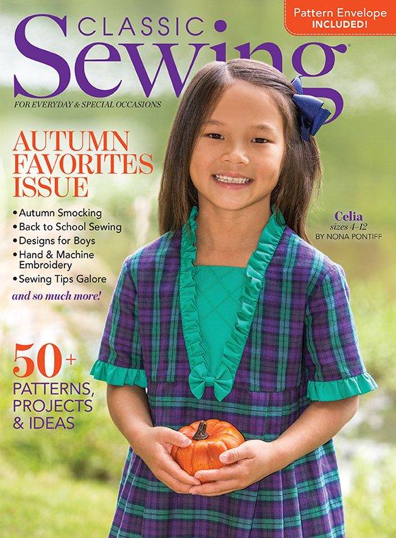 Classic Sewing Magazine Autumn 2020