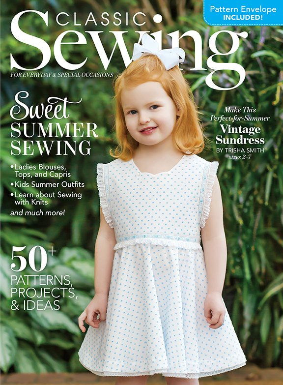 Classic Sewing Magazine Summer 2020