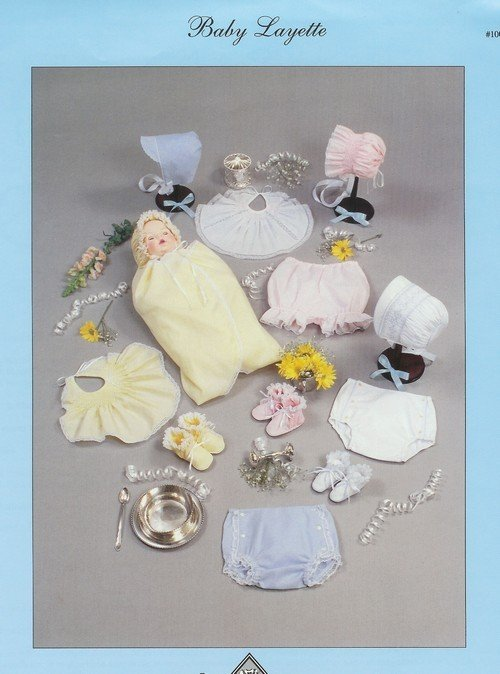 Baby Layette CW