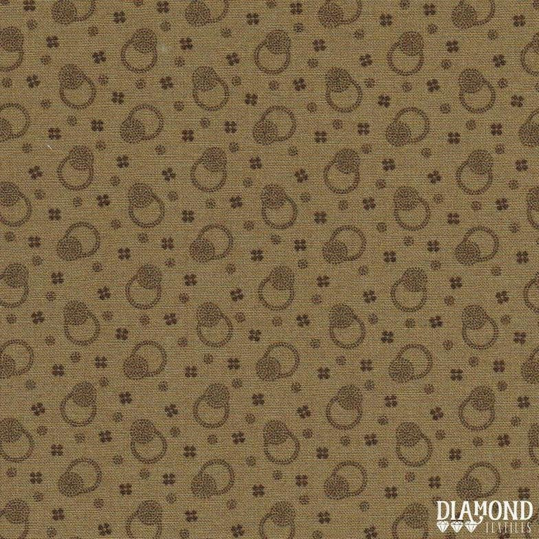 A Common Thread Dots & Blooms Beige 10597