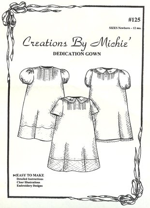 Dedication Gown 125 CbM