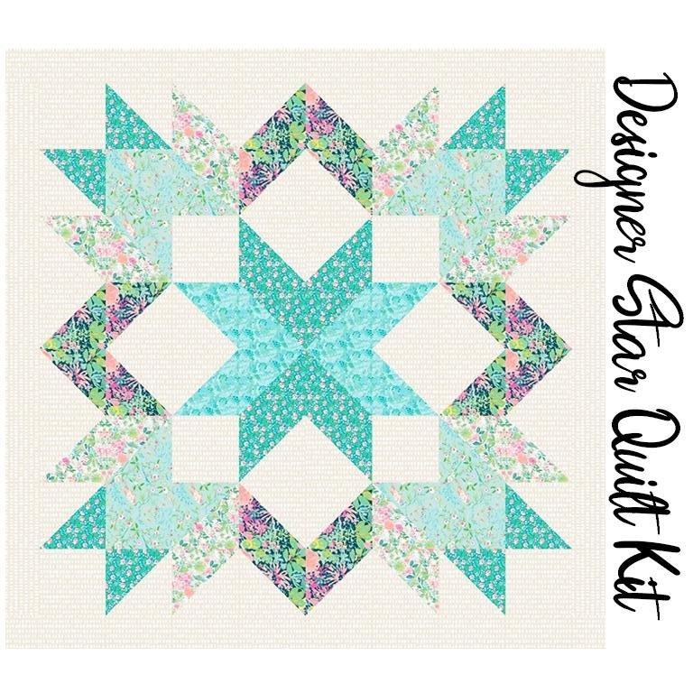 Adelaide Grove Designer Star Quilt Kit