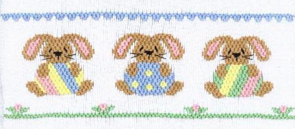 Easter Egg Bunnies CC