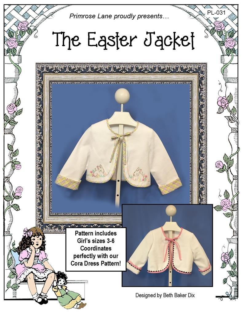 The Easter Jacket Primrose Lane