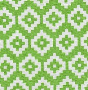 Lime Ikat 1391