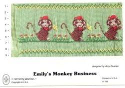 Emily's Monkey Business TC