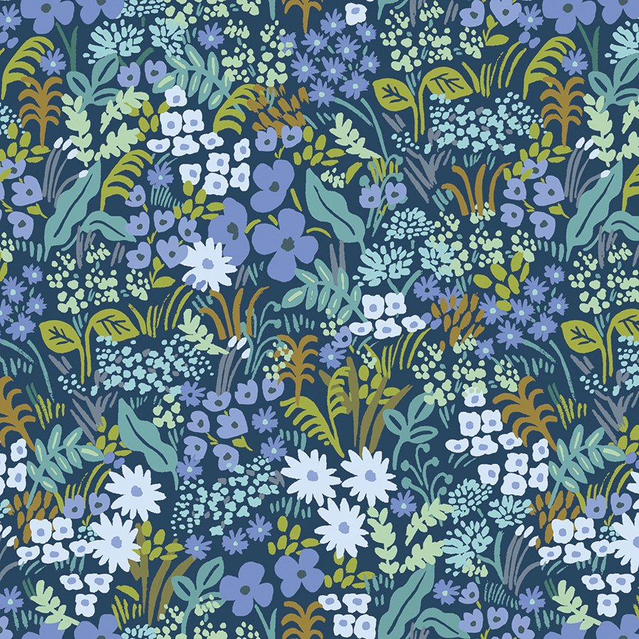 Rifle Paper Company English Garden - Meadow in Blue