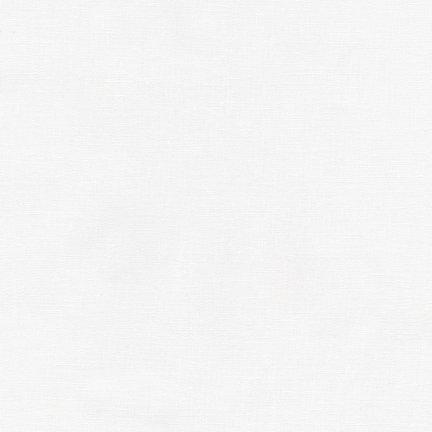 Essex White Linen Cotton Blend 1387