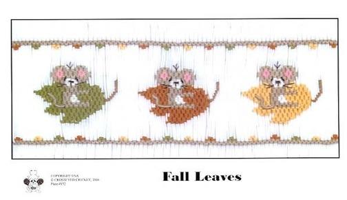 Fall Leaves CC