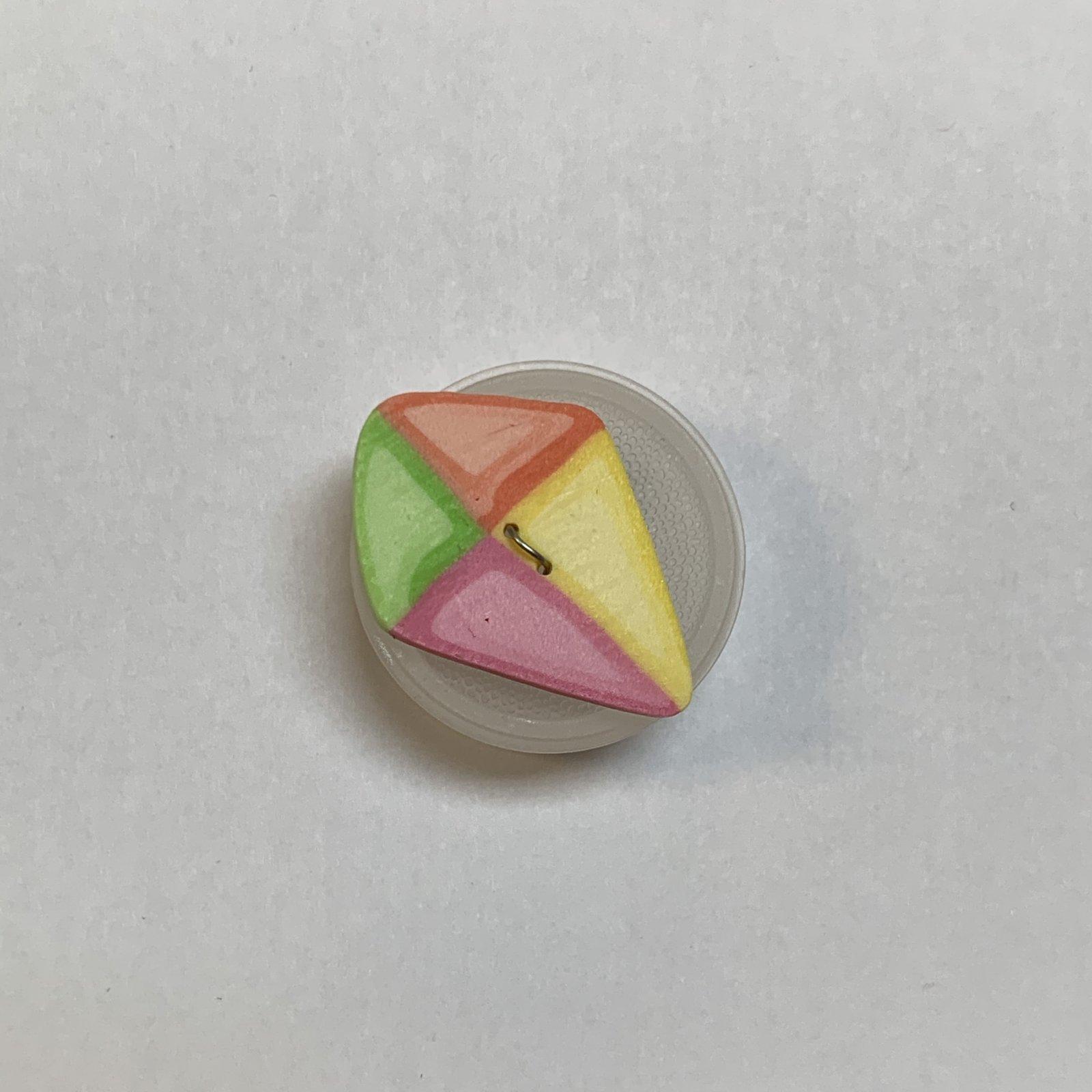 Kite Button 7/8 Inch