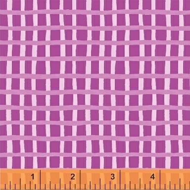 Flourish Berry Plaid 43512-3