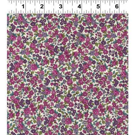 Frou-Frou Fleuri Voile 2800-13