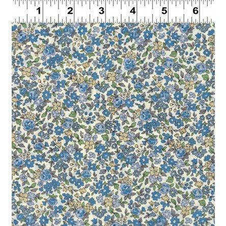 Frou-Frou Fleuri Voile 2800-15
