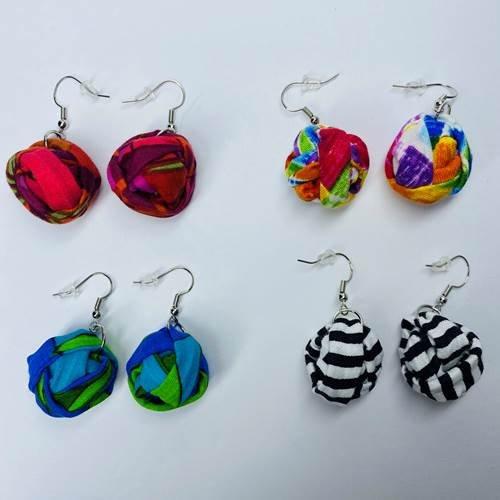 Ficklesticks Gumball Earrings E20