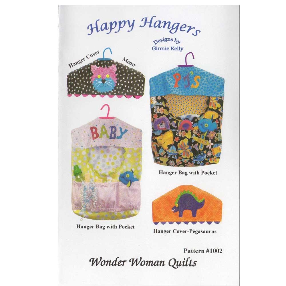 Happy Hangers Bag or Hanger Cover Pattern