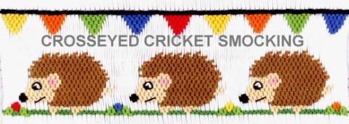 Happy Hedgehogs CC